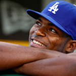 RT @SportsNetLA: Hey @YasielPuig, how do you feel about going 4-4 with three triples? http://t.co/mFSS4Zfztl