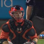 That face Buster Posey was making while waiting for Yasiel Puig to be ready. http://t.co/8pMNthsHP9