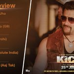 RT @GetYourKick: With reviews like these, there is no way anyone can miss #Kick. Share your favorite moments from the movie. http://t.co/B888CagUk2