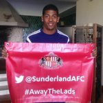 RT @SunderlandAFC: Welcome Patrick! #awaythelads http://t.co/8Uhhihq8ji