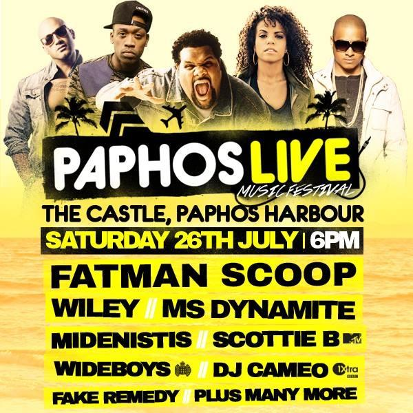 Tonight catch me at @PaphosLive alongside @mcibz @fatmanscoop @WileyUpdates @Ms_Dynamite @TheWideboys @djcameo + more http://t.co/IWQE6HH5tr