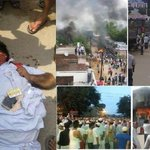 RT @Kelawalababa: RT @ippatel: #RSS volunteer Harish Kocchar is murdered brutally by Muslims at #SaharanpurRiots. http://t.co/PQkaSQYH3N