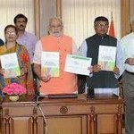 "RT @rsprasad: On completion of 2 months in office, joined PM Shri.@narendramodi ji at the launch of ""MyGov or Meri Sarkaar"". http://t.co/5PVV2rEZOr"