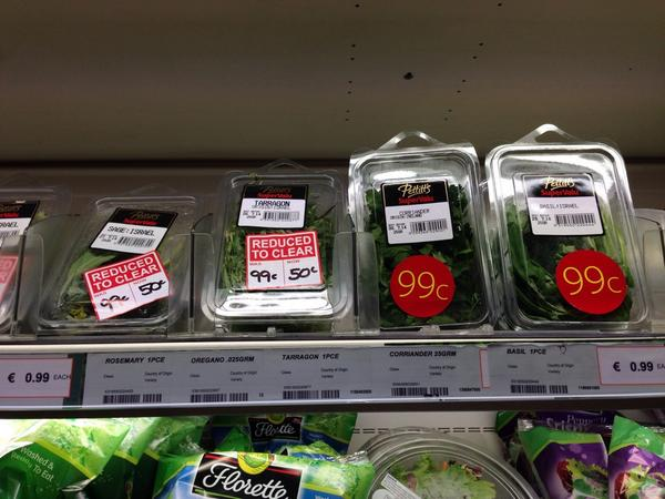 Shame on you @SuperValuIRL stocking Israeli herbs when many alternatives incl Irish are available #BoycottIsrael http://t.co/9PWzFt2rl8
