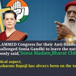 #WhyBapujiTargeted because Asaram Bapuji stood against Anti-Hindu policies of Congress.http://t.co/WGWvEUTGCE