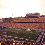 """@WVUPartyCrew: Whos hyped for the first home game! @wvu_2018 #WVU18 http://t.co/PgB0JDKSBJ"" YESSS"