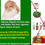#WhyBapujiTargeted - 4crore+ followers of Asaram Bapu Ji use swadeshi products; causing loss of 30,0560 crore to MNCs http://t.co/2nwdw3iwJN