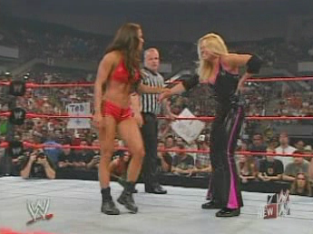 August 2003 Raw Caps, Gail's Heel Turn! : http://t.co/RdcDVxwuom http://t.co/UY9md6ceuw
