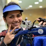 RT @FirstpostSports: GOLD for Apurvi Chandela (206.7) and SILVER for Ayonika Paul (204.9)!! #CWG2014 live: http://t.co/ItCghyyl2n http://t.co/0MD62eNuzM