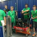 RT @RockfordRobots: Ready to go! #R2OC http://t.co/LZ8MG1sRIX