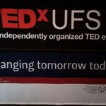 #TEDxUFS shows beyond doubt our students to be a most brilliant hope 4 all our people. #UFSGREATNESS @UFSweb @JJ_UFS http://t.co/aKTchqjQ2w
