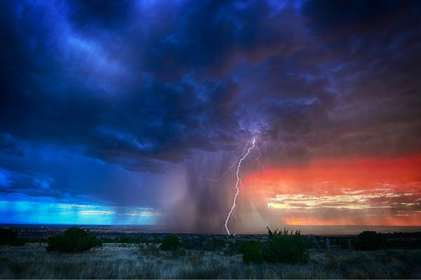 Awesome Storm Pic : Albuquerque, New Mexico http://t.co/4HwxohbPom via @FlawlessEarth [originally posted July 26th] #ABQ