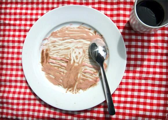 Edvard Munch; The Ice Scream. http://t.co/nNI1xZEbvh
