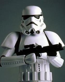 Become a @starwars stormtrooper via #3DPrinting from @3dsystemscorp at #ComicCon2014 http://t.co/a9GmpHqCSf http://t.co/68Rs7n8eoT