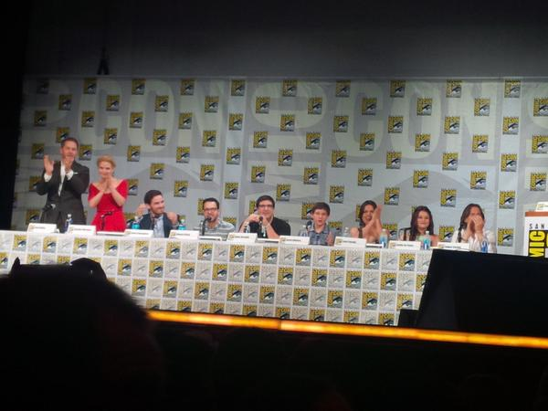 Once Upon a time panel squee #ouat #sdcc http://t.co/fvKIfnvLPa