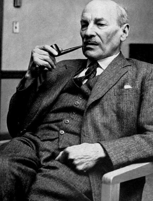 Today 1945: Clement Atlee's Labour Party wins the UK General Election by a landslide, removing Churchill from power.