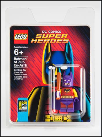 Not at #SDCC? RT for chance at #LEGOSDCC exclusive @DCComics #Batman of Zur-En-Arrh http://t.co/CYHPfs0kmm @Comic_Con http://t.co/T6jeLpAQci