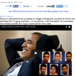RT @dhrxsol1234: 6 Obama Illegals Kill Black Homeless Man: Thanks Obama! http://t.co/BDKfbPtx0Q via @BeforeItsNews #tcot http://t.co/A74tZQ9bub
