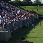 Stands are filling up! #PanthersCamp http://t.co/LVPyj9SrCO