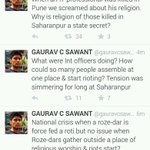 RT @Purple_Truth: #IStandWithGauravSawant for speaking the truth >>http://t.co/2WH6u9WrbV