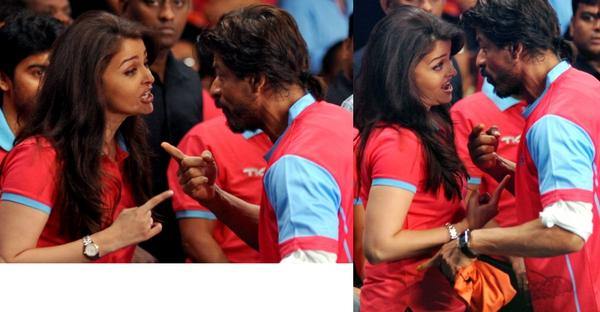 Shahrukh and Aishwarya!!! This is too cute lol. http://t.co/rO0SEXoS0p