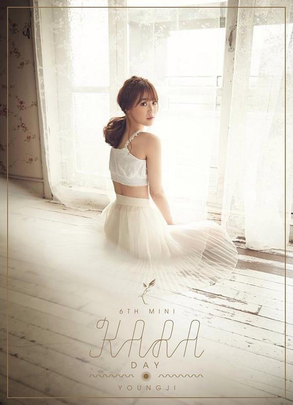 KARA Concept Photo Day Ver (Young Ji) http://t.co/DMRfmuK7ug