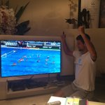Congratulations to our golden guys! Great victory. Bravo @WaterpoloSerbia new European champions!!!! #vaterpolo http://t.co/pW7qEbul5v