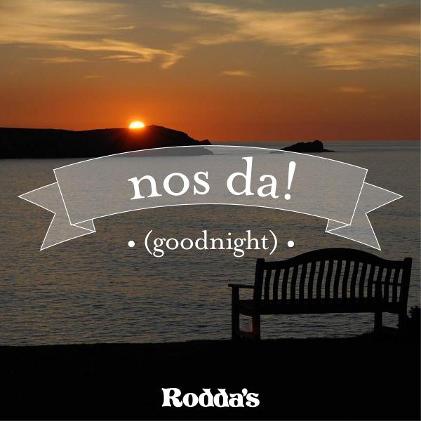 """#SpeakCornish week is coming to a close - """"Nos da"""" everybody... http://t.co/rF3xy2kAXX"""