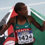 RT @KResearcher: At just 20 years,Faith Chepngetich Kibiegon has won 6 championship Gold Medals and holds a world record http://t.co/8hX0mK5cYI #Respect