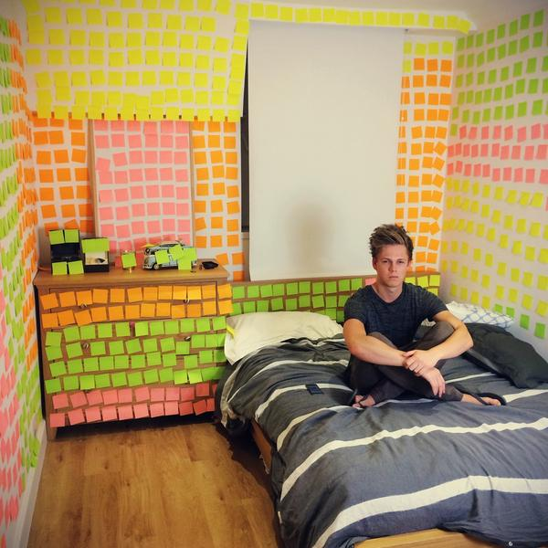 YouTube Star Pranks His Roommate For An Entire Week After He Pretends He Wants To Move Out