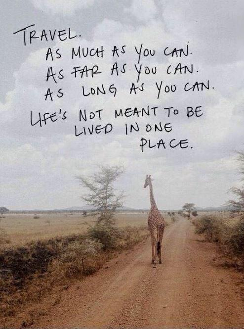 Some hump day inspiration for you! #traveltheworld #travel #travelquotes http://t.co/6wvAiDkSsr