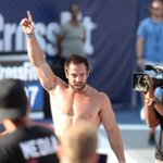 There may never be another one like him.  For the fourth consecutive year, @RichFroning is the Fittest on Earth. http://t.co/pow2vNSN6x