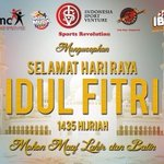RT @INAWarriors: We wish you a Happy Ied Mubarak 1435H. Minal Aidin Wal Faidzin. #WeLoveWarriors http://t.co/UhyFCEd67z