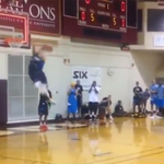 RT @BleacherReport: VIDEO: @MNTimberwolves rookie Zach LaVine shows off his insane hops at the Seattle Pro-Am http://t.co/8CxRWqKc8s http://t.co/w4lCgQjz52