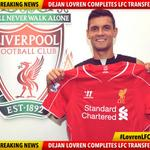 "Photo confirmation of Dejan Lovrens move to Liverpool. (Source: @LFC) http://t.co/B5HD2f1xLL"" STOP SIGNING SOUTHAMPTON PLAYERS!"