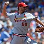 RT @SportsCenter: Adam Wainwright records his MLB-leading 13th win as Cardinals shut out Cubs, 1-0. Wainwright: 7 IP, 5 H, 0 ER. http://t.co/1ApM7bdRkk