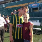 RT @CampGoodDays: Looks like @katie_kca2 had a good day at the @RochesterRhinos game! Thanks for having us! http://t.co/shoLHoVM2W