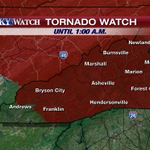 RT @KarenWynneWLOS: Be prepared to move to your basement if a Tornado Warning is issued for your area. #avlwx #wncwx #scwx http://t.co/ix504uikPp