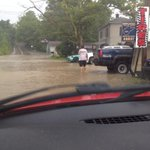 @StormTracker12 Flooding on Rt 7 in Dellslow. http://t.co/oGidNXzkKK