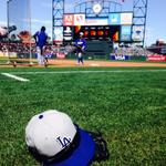 RT @Dodgers: No better way to cap this weekend: Dodgers vs. Giants, coming up! http://t.co/nyYYRebwpi