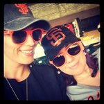 RT @SFGiants: #SFGiants vs #Dodgers, Sunday Night, #ATTPark. What could be better? #FreeSunglasses (via @AllisonMayoral ) http://t.co/VL6LNFXlcI