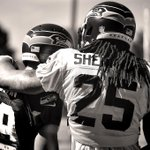 ????Cuz youre my best friend???? @RSherman_25 @DougBaldwinJr @Seahawks #BingTrainingCamp http://t.co/4xWW6ZD2KG