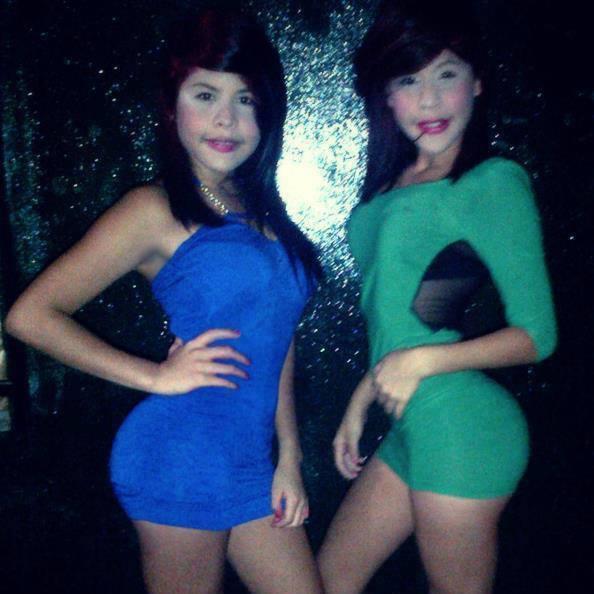 Las morillos en el #ChavezPartyNightClub http://t.co/45xBpqGGB5