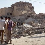 RT @Telegraph: Islamic militants destroy historic 14th century mosque in Mosul http://t.co/ucaBznJtmj (Pic: AP) http://t.co/48LEXIWne4