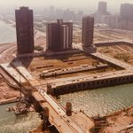 RT @ChicagoPhotoSho: I bet there are many Chicagoans who do not know Lake Shore Drive once looked like this. #chicago http://t.co/UjmdGqRouu