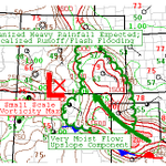 Heavy rain threat increasing for the TX/OK Panhandles tonight. #txwx #okwx #phwx #heavyrain @NewsChannel10 http://t.co/OYtNvnBBan