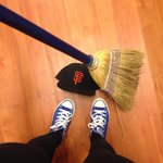 I Love LA @Dodgers #Sweep BeatLA? #DefeatedSF 1st Place! #Dodgers http://t.co/CSkvnXjiza