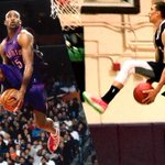 Zach LaVines Dunks Look SO Effortless it Reminds Us of This Guy | Amazing Dunks at Pro Am: http://t.co/xn1AVW1YQr http://t.co/5cB82Hu3yl