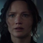 "Its here! The first trailer for ""The Hunger Games: Mockingjay Part 1"" http://t.co/TNs22A7s6i http://t.co/xnmXeH3Pb9"