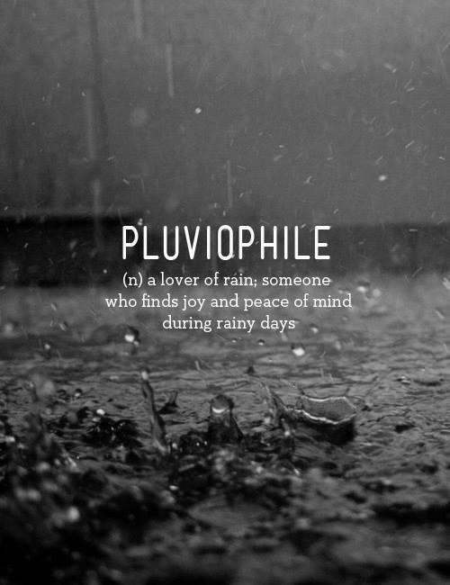 Pluviophile! http://t.co/KzCT0dT4cr